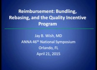 Reimbursement: Bundling, Rebasing, and the Quality Incentive Program