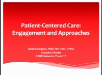 Patient-Centered Care: Approaches and Engagement