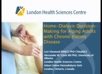 "Abstract Presentations - Home Therapies Focus: Home-Dialysis Modality Decision-Making for Aging Adults with Chronic Kidney Disease; It Takes a Village"" - Creating a Collaborative Peritoneal Dialysis Program"
