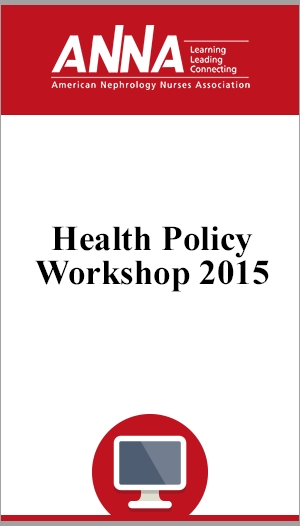 Health Policy Workshop 2015