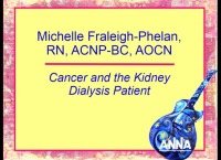 Cancer in the Renal Dialysis Patient and the Renal Transplant Patient