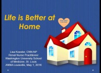 There's No Place Like Home to Dialyze: Improving Nursing Knowledge and Skills of Home Modalities - Differences Between ICHD and HHD