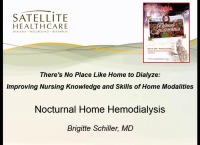 There's No Place Like Home to Dialyze: Improving Nursing Knowledge and Skills of Home Modalities - Nocturnal Hemodialysis