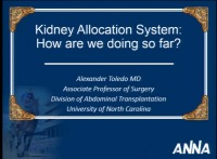 Kidney Allocation System: How Are We Doing So Far?