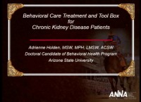 Behavioral Care Treatment and Toolbox