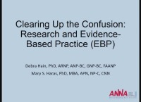 Clearing Up the Confusion: Research and Evidence-Based Practice