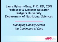 Managing Obesity Across the Continuum of Care