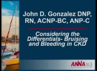 Advanced Practice: Considering the Differentials - Bruising/Thrombocytopenia