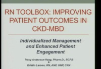 Improving Patient Outcomes in CKD-MBD: Individualized Management and Enhanced Patient Engagement