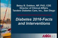 Diabetes 2016: Facts and Interventions on Diabetes Mellitus