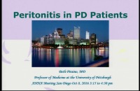 Peritonitis Treatment Strategies