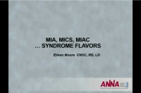 Malnutrition, Inflammation, Atherosclerosis (MIA): Syndrome Flavors