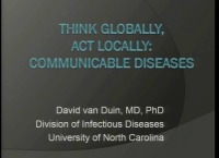 Think Globally, Act Locally: Communicable Diseases
