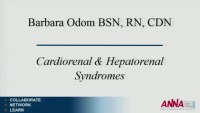 Acute Kidney Injury: Incidence, Frequent Causes and Management - Hepatorenal Syndrome (HRS) and Cardiorenal Syndrome (CRS)