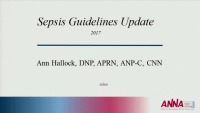 Sepsis Guidelines