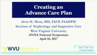 Shared Decision-Making in Advanced Care Planning for Kidney Patients: A Key Role for Nephrology Nurses