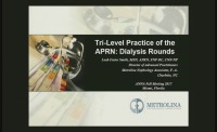 Tri-Level Practice of the Nephrology APRN: Dialysis Rounds