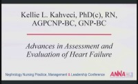 Advances in Assessment and Evaluation of Heart Failure