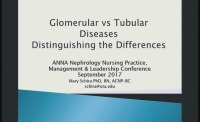 Glomerular vs. Tubular Diseases: Distinguishing the Differences