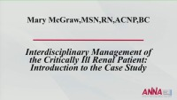 Interdisciplinary Management of the Critically Ill Renal Patient - Benefits of Interdisciplinary Management of the Critically Ill Renal Patient