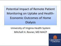 Reaching Out to Patients: The Potential of Telehealth