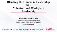 Blending Differences in Leadership Skills: Volunteer and Workplace Leadership (LEAD)