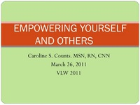 Empowering Yourself and Others