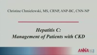 Hepatitis C: Management in Patients with Chronic Kidney Disease