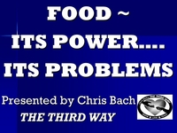 Food! It's Power, It's Problems