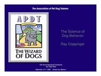 The Science of Dog Behavior