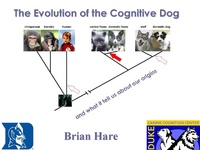 The Evolution of the Cognitive Dog and What it Tells Us About Our Own Origins