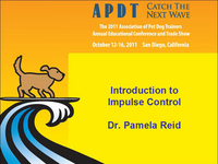 Introduction to Impulse Control