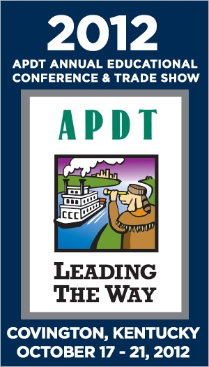 2012 APDT Annual Educational Conference & Trade Show