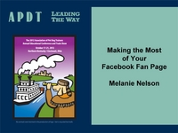 Making the Most of Your Facebook Fan Page