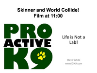 Skinner and World Collide - Film at 11:00