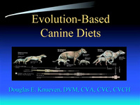 Evolution-Based Canine Diets