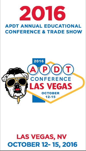 2016 APDT Annual Educational Conference & Trade Show