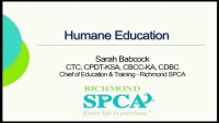 Humane Education for Children