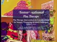 """""""Sense-sational"""" Play Therapy: Considerations for Sensory Processing-Related Challenges"""