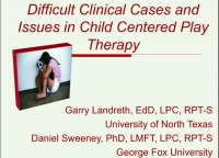 Difficult Clinical Cases and Issues in Child-Centered Play Therapy