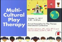 Multi-Cultural Play Therapy