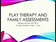 Play Therapy and Family Assessments