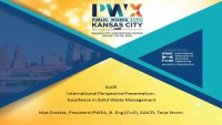 International Perspective Presentation: Excellence in Solid Waste Management
