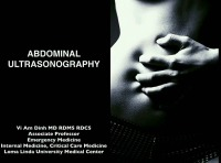 POCUS Extracardiac Imaging Workshop - Abdominal Ultrasound