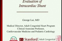 Adult Congenital Primer - Evaluation of Intracardiac Shunts