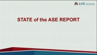 ASE Awards Presentations, Announcements, FASE Convocation, and 29th Annual Edler Lecture - State of ASE
