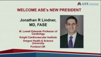 ASE Awards Presentations, Announcements, FASE Convocation, and 29th Annual Elder Lecture - Incoming President Address