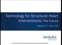 Technology for Structural Heart Interventions: The Future