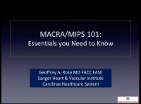 MACRA/MIPS 101: Essentials You Need to Know