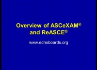 Overview of ASCeXAM®